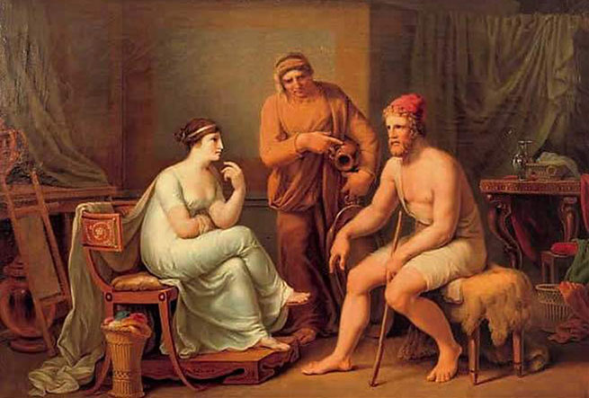 В греции секс жены