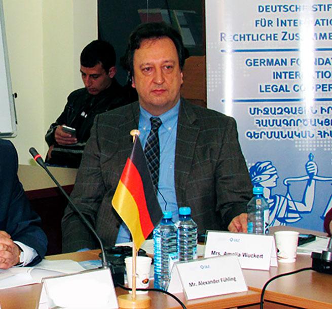 Richter Alexander Füling