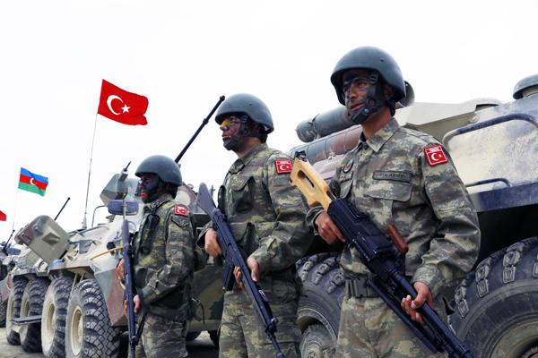 Турция население и армия