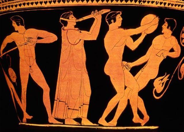Секс сказка греческая