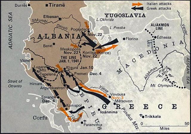 Картинки по запросу вторжение италии в грецию