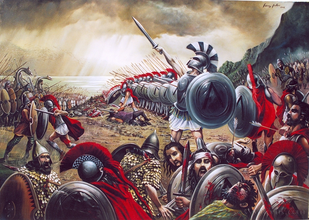 a comparison of no name woman vs battle of the millennia A comparison of greek and norse mythology essay the ones who die in battle are allowed to go to valhalla no name woman.