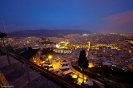 Афины с горы Ликавитос