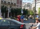 Греческий патриот на площади Синтагма