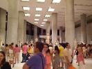 Музей Акрополя в ночь августовского полнолуния