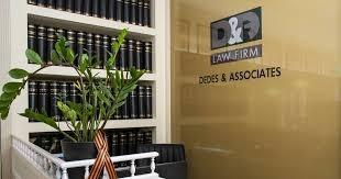 Адвокатский офис «Дедес и Партнёры»