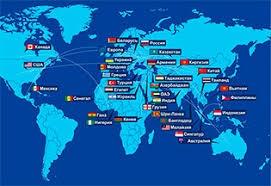 Переводы на банковские карты по всему миру PaySend