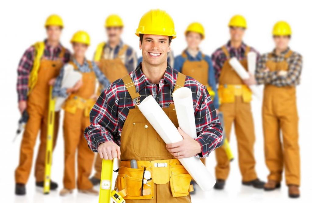 Бригада опытных мастеров выполняет все виды ремонтно-отделочных работ