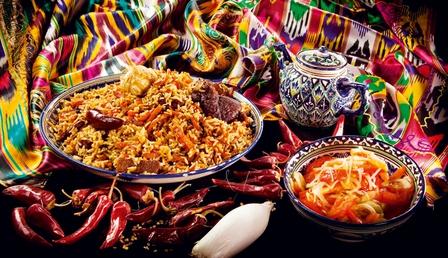 Узбекская кухня с доставкой на дом