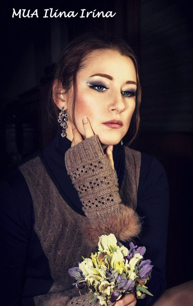 Дипломированный визажист Ильина Ирина