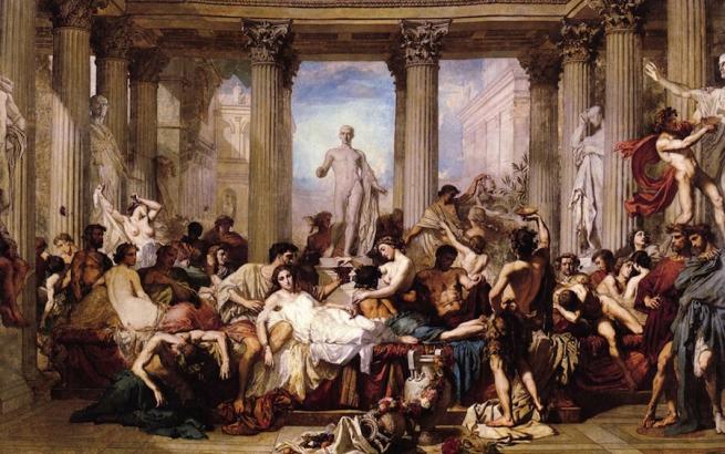 Секс в греции