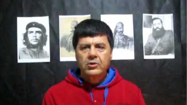 Греция:Ðстафету голодовки подÑватил террорист Христодулос Ксирос