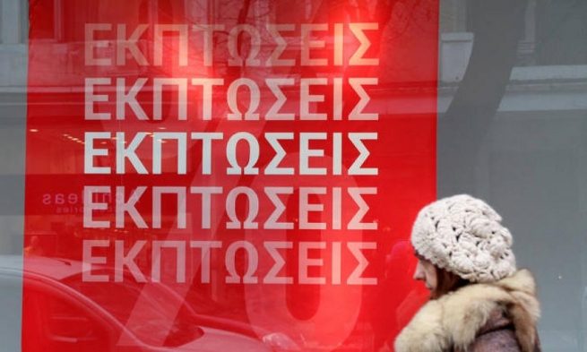 Греция: с 8 января начинается зимний сезон распродаж