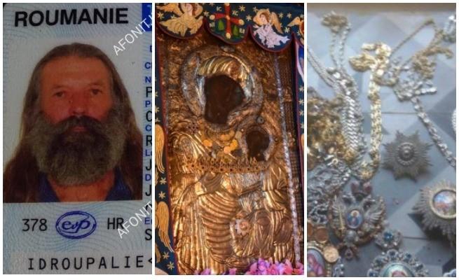 Вор, который обокрал Иверскую икону, уличен еще в нескольких кражах на Афоне
