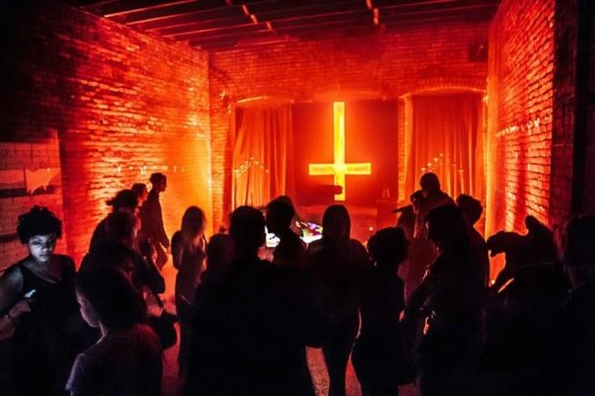 В Афинах хотят построить церкви Сатаны и поставить памятника Бафомету
