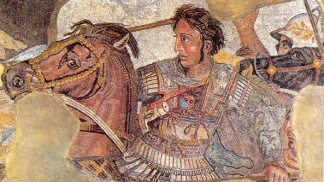 Александр македонский армия гомосексуализм