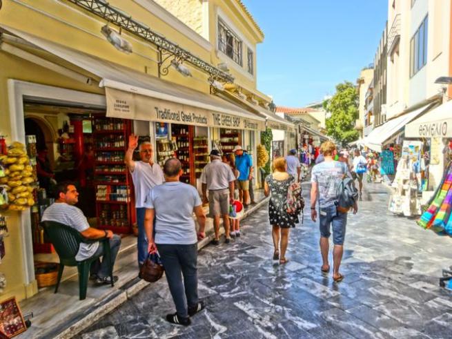 Шоппинг в Афинах: что и где покупать?