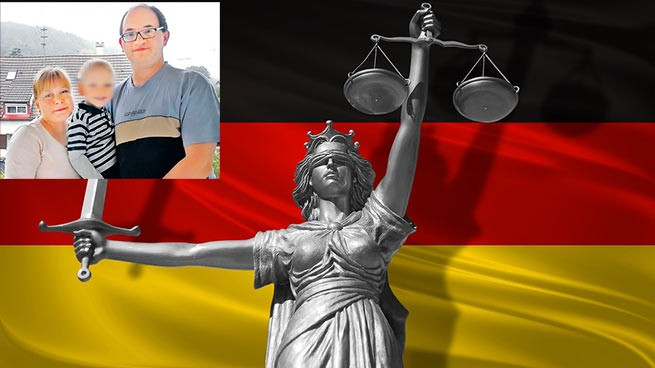 "Nikolai Erney: ""The fairest German court""!?"