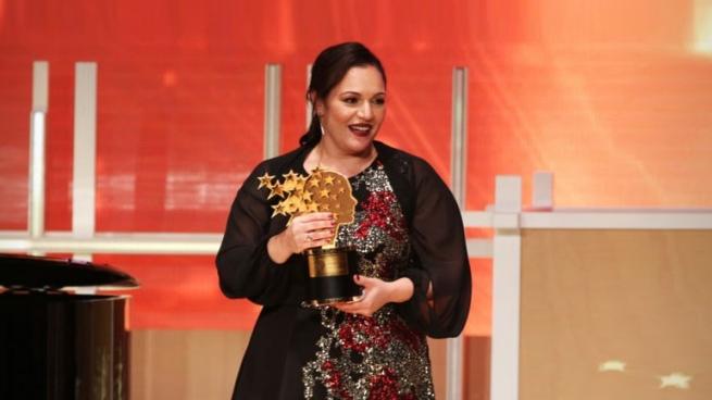 Гречанка получила всемирную премию учителя
