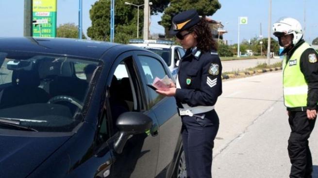 Греческая дорожная полиция начала рейд по отлову незастрахованых автомобилей