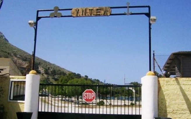 Кража оружия на Леросе: под подозрением 2 охранника