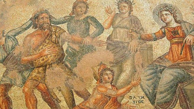 Древний восток о сексе