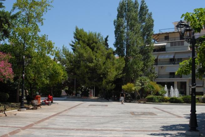 Греция: новый налог для жилых объектов расположенных у парковых зон и скверов