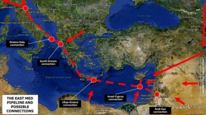 Греция, Кипр и Израиль заинтересованы в поставках газа в Европу