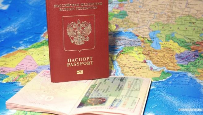 Упрощенный визовый режим с ЕС - Россия