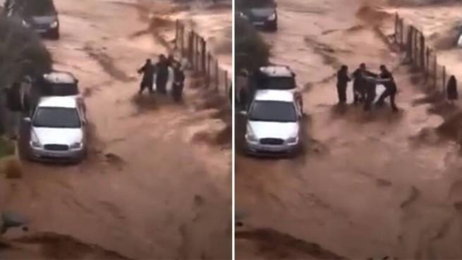 Крит: катастрофическая непогода нанесла ущерб