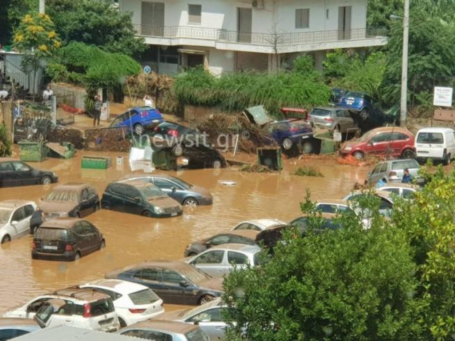 Наводнение в Маруси
