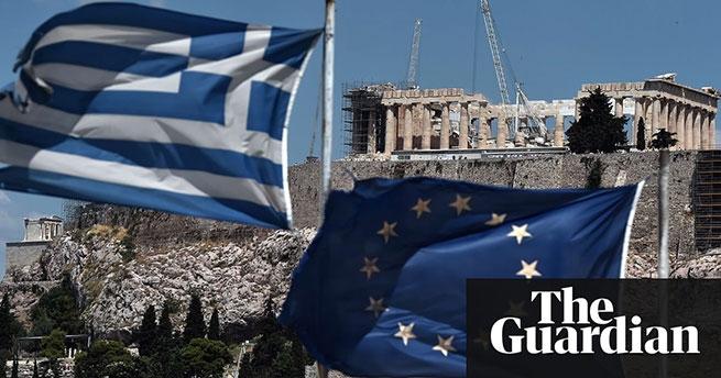 Британская газета TheGuardian оскорбила греков