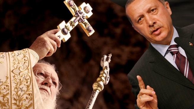 Эпикера: Турецкие спецслужбы подозревают патриарха Варфоломея в связях с Гюленом и ЦРУ