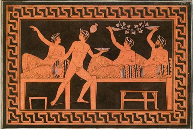 Греция и анальный секс