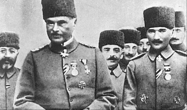 Ататюрк гей