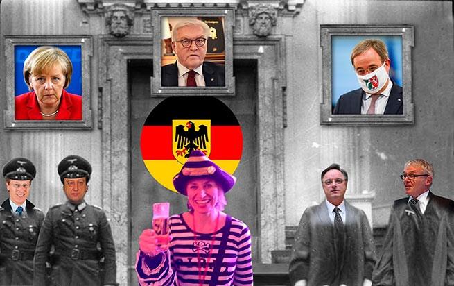 Ein Hilferuf aus Berlin