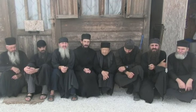 Греческие власти хотят выгнать с Афона русских монахов, которые обличают патриарха Варфоломея