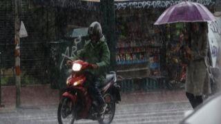 Непогода: На 10℃ снизится температура воздуха в пятницу