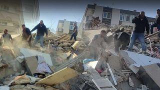 Растет число жертв землетрясения возле Самоса