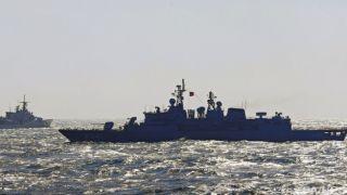 Военный корабль Турции открыл огонь в территориальных водах Греции
