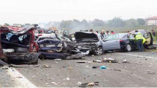 Увеличение дорожно-транспортных происшествий на 16,6%