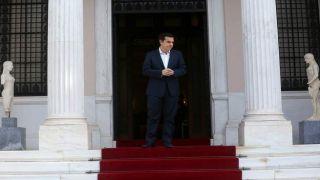 Ципрас заявил, что выборы в Европарламент является вотумом доверия его политики