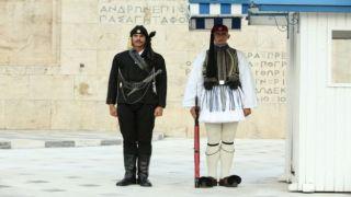 Эвзоны чтут память греков Понта