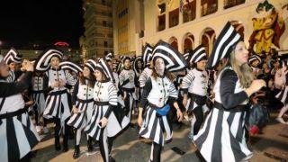 Не страшны морозы карнавалу в Патрах