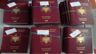 Греция: Кража паспортов... из дипломатического автомобиля