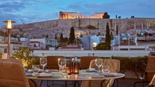 Афинские отели достигли точки насыщения