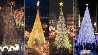 Рождественская ель, как отражение эпохи
