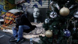 Отапливаемые помещения будут открыты для бездомных в Афинах из-за ожидаемых холодов