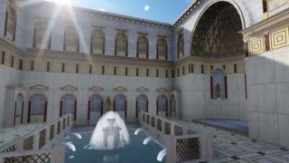 Древний Коринф: удивительная 3D реконструкция