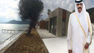 Эмир Катара покидает Корфу из-за ... бюрократии